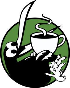 Caffienated Kiwi Icon Logo 2019
