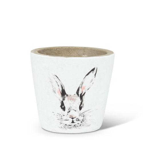 Abbott Decor Extra Small Bunny Head Planter