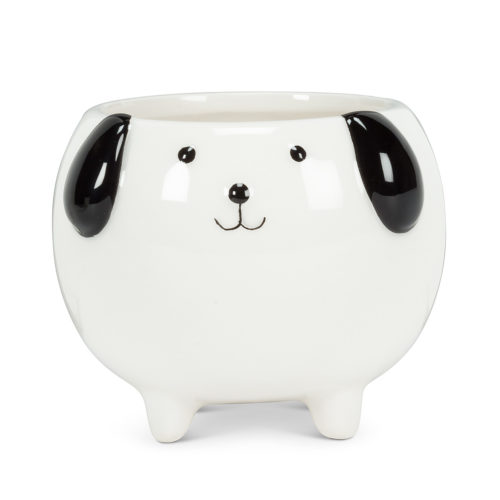 Abbott Small Dog Planter