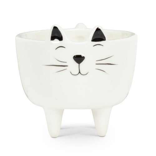 Abbott Small Cat Planter