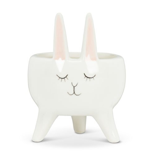 Abbott Small rabbit planter