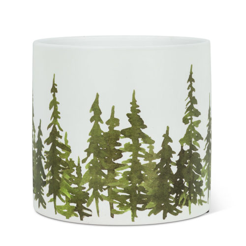 Abbott Large Evergreens Planter
