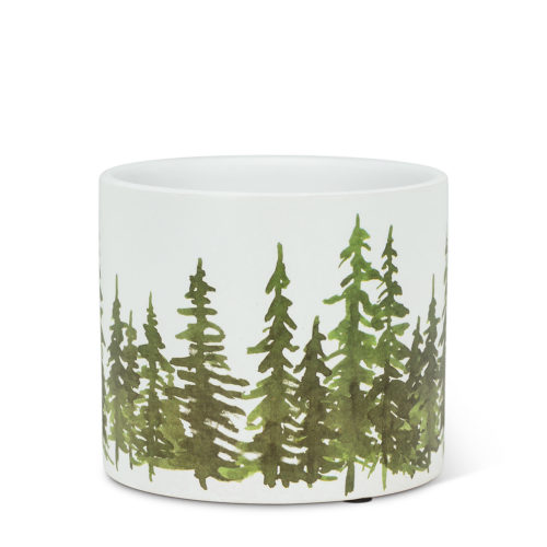 Abbott Small Evergreens Planter