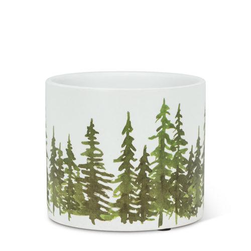Abbott Small Evergreens Planter