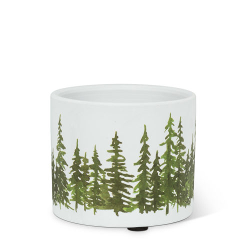 Abbott Extra Small Evergreens Planter