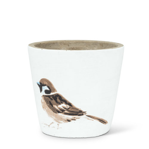Abbott Small Wren Planter