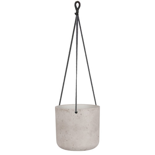 Abbott Large Hanging Planter