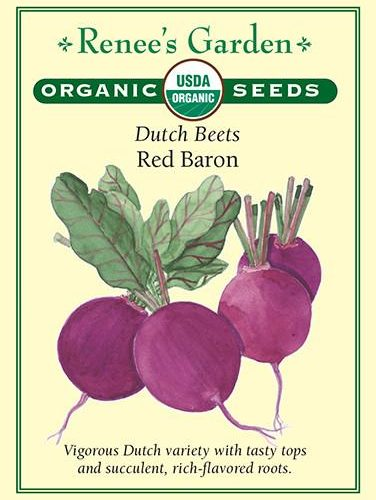 Dutch Beets Red Baron pack