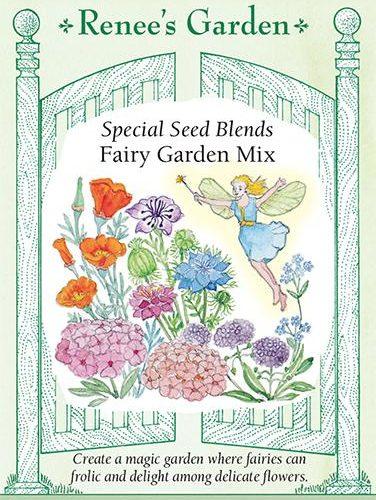 Special Seed Blends Fairy Garden mix