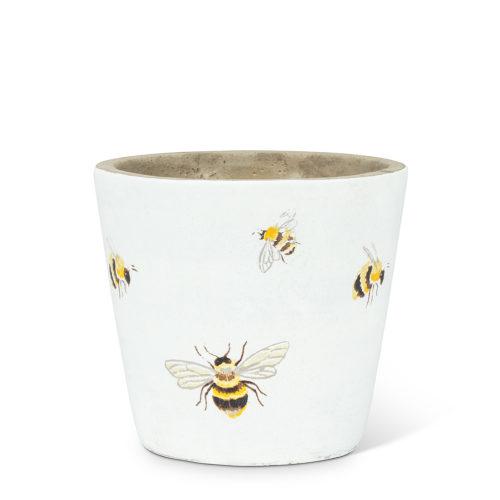 Abbott Decor Small Flying Bee Pot
