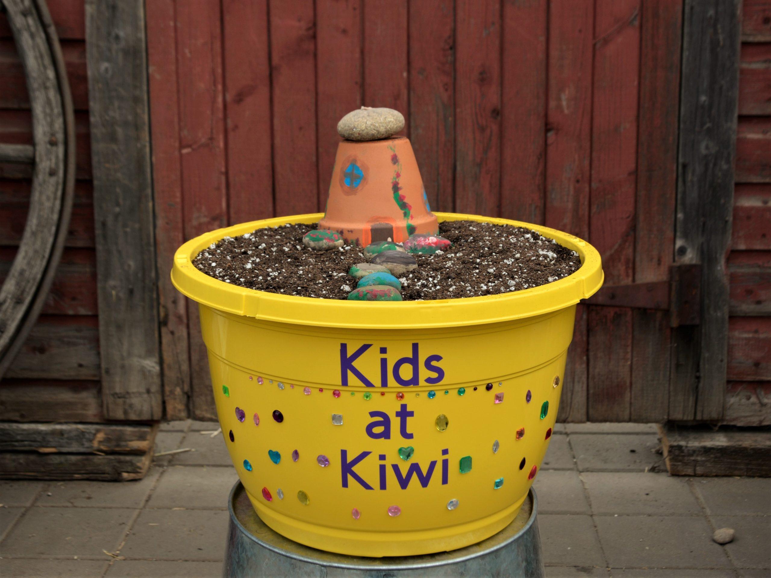 Kids at Kiwi