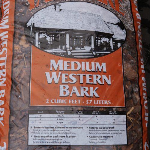 Western Medium bark
