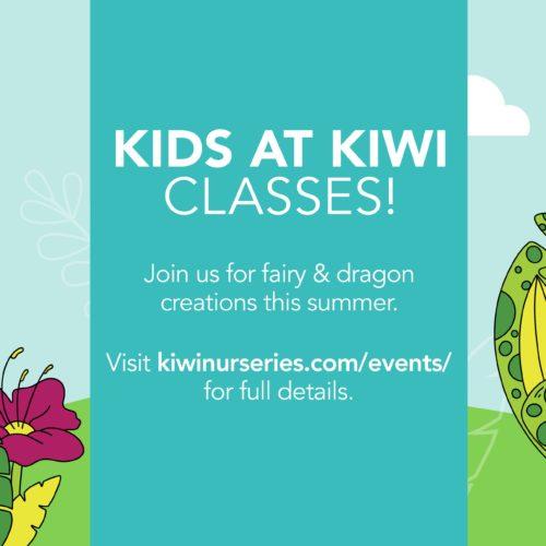 Kids at Kiwi 2020