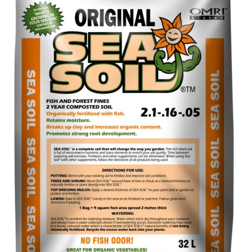 Original Sea Soil