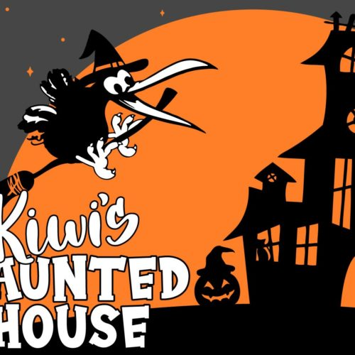 Kiwi's Haunted House