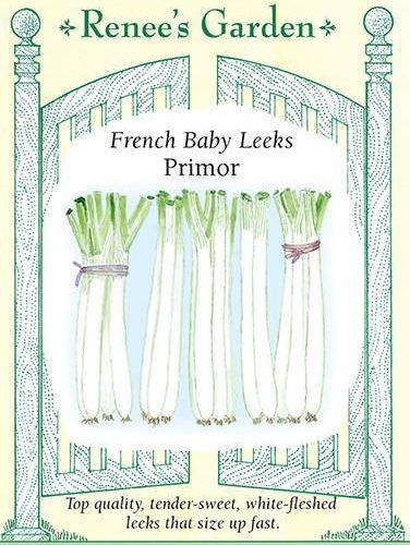 French Baby Leeks Primor