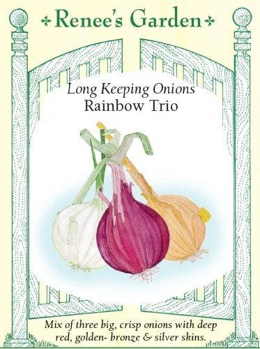 Long Keeping Onions Rainbow trio