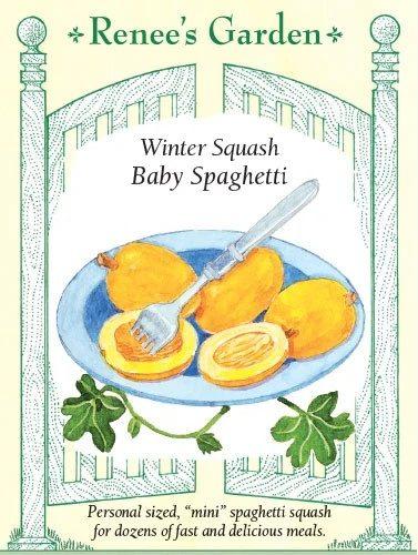 Winter Squash Baby Spaghetti