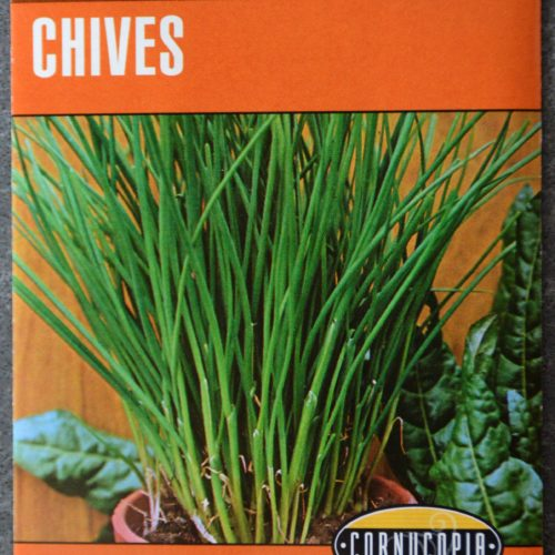 Chives Heirloom