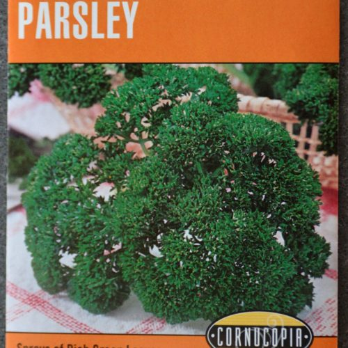 Parsley Dark Moss Curled
