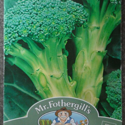 Green Sprouting Broccoli