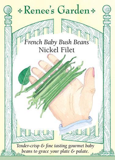 Baby Bush Beans